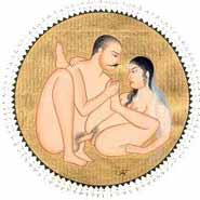 Kama Sutra painting of sexual intercourse