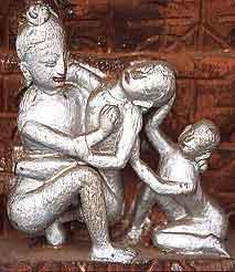 Erotic Statue