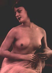 Erotic Art Photo of Woman's Breasts