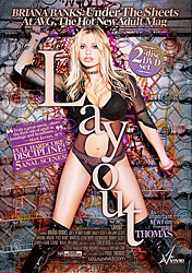 Briana Banks 'Layout' DVD - Winner of 8 AVN Awards