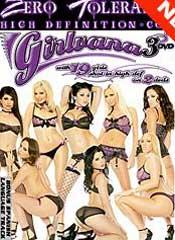Girlvana 3: 2008 AVN Award Winner for Best Lesbian DVD Video