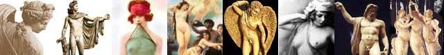 Pictures of Human Sexuality: Erotic Art, Vintage Erotica, Greek Gods & Goddesses