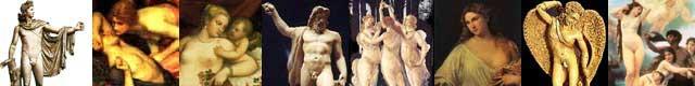 Human Sexual Behaviour Pictures: Erotic Art, Greek Gods & Goddesses, Kissing, Mothers, Children