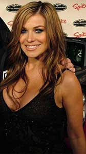 Carmen Electra: Picture from wikipedia