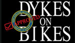 Dykes on Bikes Offical Trademark