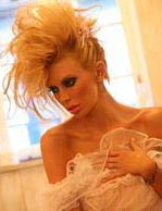 Modelling picture of Jenna Jameson from MySpace