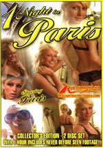 1 Night in Paris DVD cover. Picture from Wikipedia